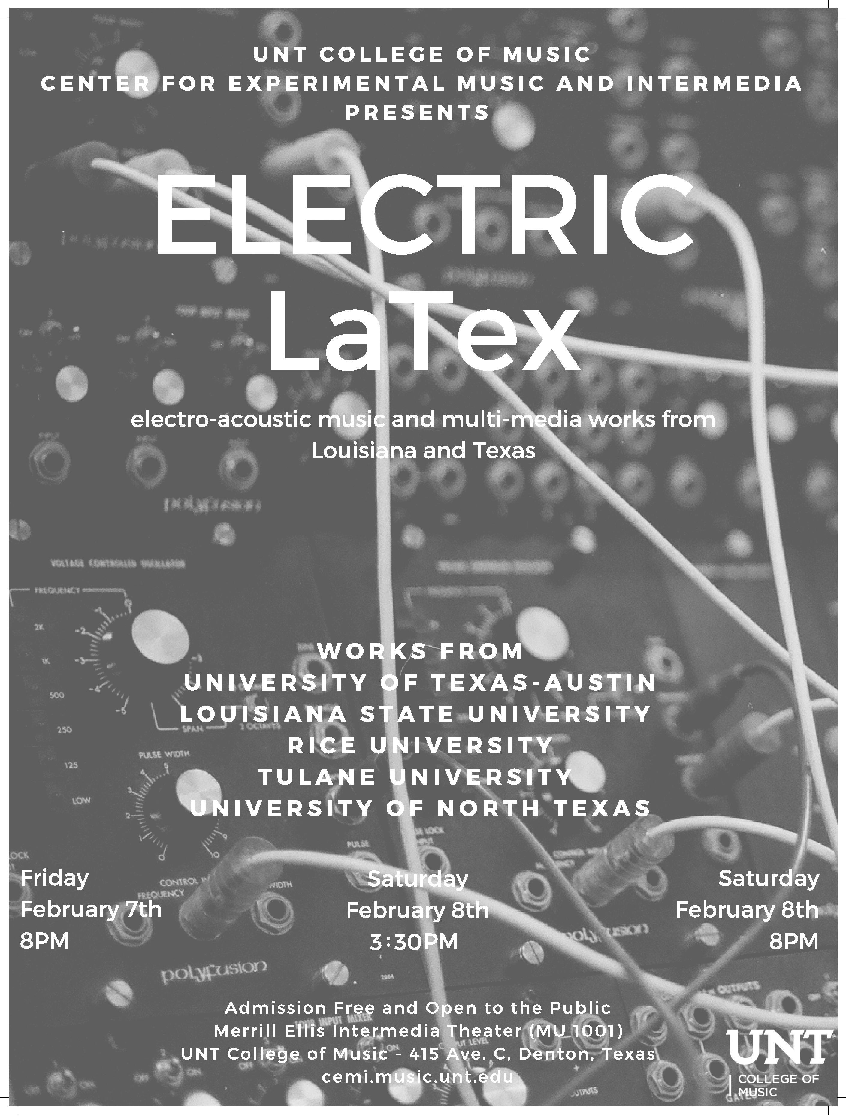 LaTex 2020 Poster